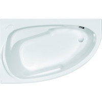 Акриловая ванна Cersanit Joanna 140х90 см, левая, ультра