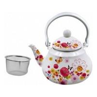 Чайник эмалированный 1.5 л Appetite Симфония (FT11