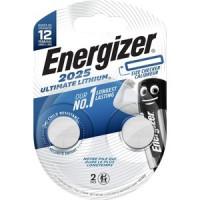 Батарейка ENERGIZER Ultimate Lithium CR 2025