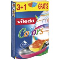 Губка VILEDA Pure Colors (Пур Колорс)