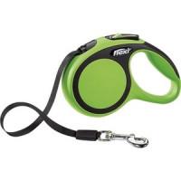 Рулетка Flexi New Comfort XS лента 3м зеленая