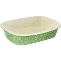 Форма для запекания 35.5х25.8х7.5см Appetite прямоугольная зеленый