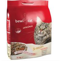 Сухой корм Bewi Cat Crocinis 3 mix Chicken,