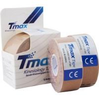 Тейп кинезиологический Tmax Extra Sticky Biege (2,5