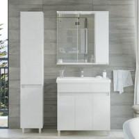 Мебель для ванной Sanstar Квадро 80 белая