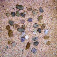 Грунт Hydor H2Show Ancient Gravel натуральный крупный