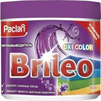Пятновыводитель Paclan Brileo Oxi Color для цветного