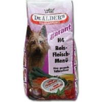 Сухой корм Dr.ALDER's Garant H4 Rice Meat