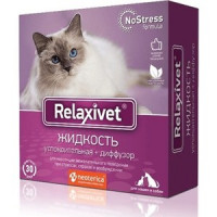 Жидкость Relaxivet No Stress Formula успокоительная