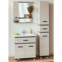 Мебель для ванной Sanflor Техас 60 венге\орегон