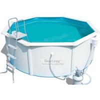 Каркасный бассейн Bestway Hydrium Pool Set 300x120