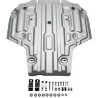 Защита КПП Rival для Audi A4 АКПП