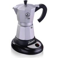 Гейзерная кофеварка Endever Costa 1010 серебристый