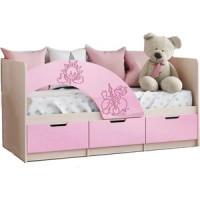 Кровать Миф Юниор 3 Кровать 1,6x0,8
