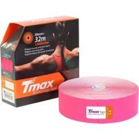 Тейп кинезиологический Tmax 32m Extra Sticky Pink
