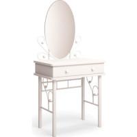 Туалетный столик МФ Мама Венера белый белый
