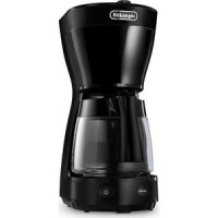 Кофеварка капельная DeLonghi ICM16210.BK