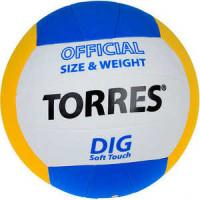 Мяч волейбольный Torres любительский Dig'' арт. V20145,