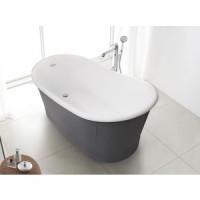 Акриловая ванна BelBagno 167,6x90 (BB32 CF36)