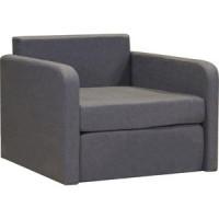 Кресло кровать Шарм Дизайн Бит серый