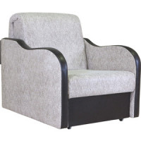 Кресло кровать Шарм Дизайн Коломбо замша бежевый