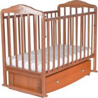 Кровать детская Malika с маятником и ящиком