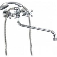 Смеситель для ванны Milardo Duplex с длинным