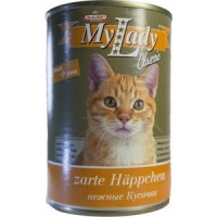 Консервы Dr.ALDER's MyLady Classic Zarte Happchen нежные кусочки
