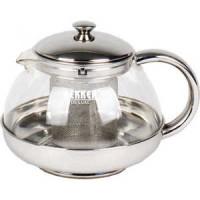 Заварочный чайник Bekker De Luxe 0,75