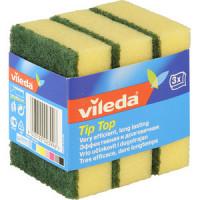 Губка VILEDA Tip Top (Тип Топ) классическая,