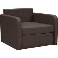 Кресло кровать Шарм Дизайн Бит шоколад