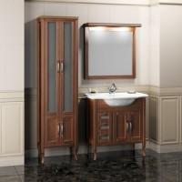 Мебель для ванной Opadiris Мираж 80 светлый