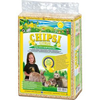 Наполнитель Cat's Best Chipsi Mais Citrus кукурузный