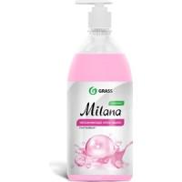 Жидкое крем мыло GRASS ''Milana'' fruit bubbles,
