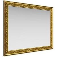 Зеркало навесное Олимп Айрум дуб кальяри/профиль золото