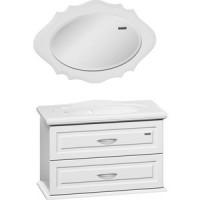 Мебель для ванной Edelform Меро 100 белая