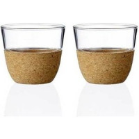Набор из 2 стаканов 0.2 л Viva