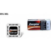 Батарейка ENERGIZER Silver Oxide 391/381 (1