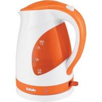 Чайник электрический BBK EK1700P белый/оранжевый