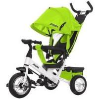 Велосипед трехколесный Moby Kids Comfort 10x8 EVA,