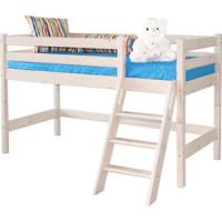 Детская кровать Мебельград Соня с наклонной лестницей