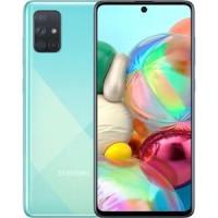 Смартфон Samsung Galaxy A71 6/128GB Blue