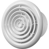 Вентилятор Era осевой с обратн. клапаном круглой