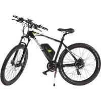 Велогибрид LEISGER MD5 BASIC black green 007495