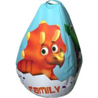 Мешок Рюкзак Подушка Dino Baby (голубой)