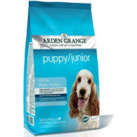 Сухой корм ARDEN GRANGE Puppy/Junior Hypoallergenic Rich