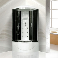 Душевая кабина Royal Bath BK3 100х100х217 стекло