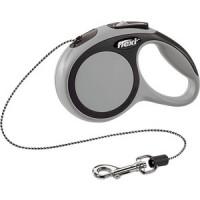 Рулетка Flexi New Comfort XS трос 3м серая