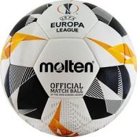 Мяч футбольный Molten F5U5003 G19 р.