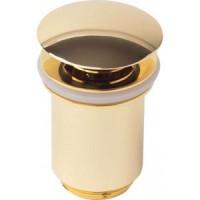 Донный клапан Kaiser Click clack золото (8011GOLD)